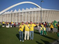 with-david-crush-and-owen-sharp-in-front-of-moses-madeba-stadium-brazil-v-portugal