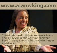Learn more about Vicky Leyva and Afro-Peruvian experience at http://wp.me/pC3Xj-DB