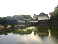 Entrance Gate to the Imperial Palace