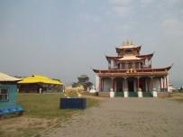 Multiple temples, Ivolginsky Datsan