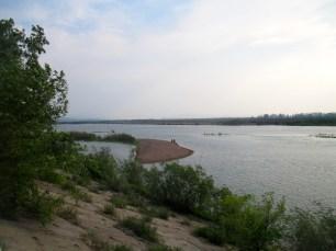 Selenga River, Ulan Ude