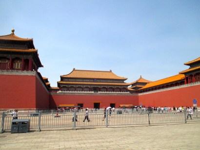 Forbidden City South Entrance
