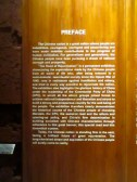 Even the museum descriptions are propaganda