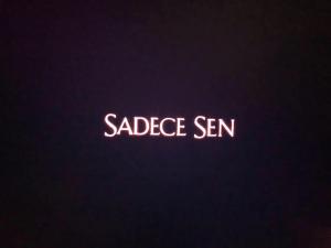 Turkse film sadece sen