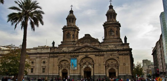 Cartelera Alapa: Free walking tour por Santiago