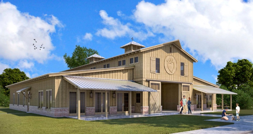 Rendering of Alaqua's New Welcome Center