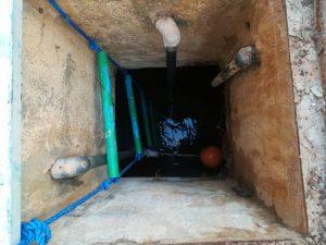 كشف وإصلاح تسربات خزانات