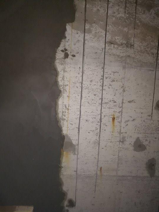 اسباب رطوبة الجدران معالجة رطوبة الجدران علاج تقشير دهان الحائط 0555717947 التخلص من رطوبة الجدران