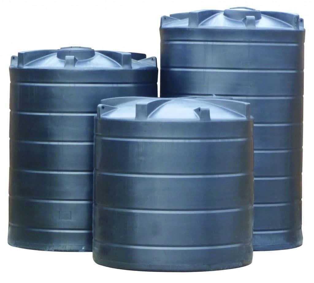 حل تسرب ماء الخزان الارضي بعد صب الخرسانة