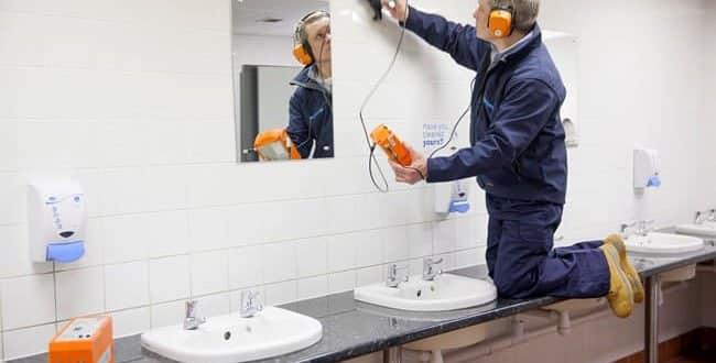 شركة كشف تسربات المياه بحي السويدي الغربي