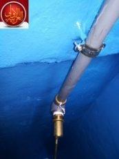 أنواع مواد عزل الخزانات مع شركة عزل خزانات شمال الرياض