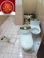 مشكلات تسرب المياه في الحمامات
