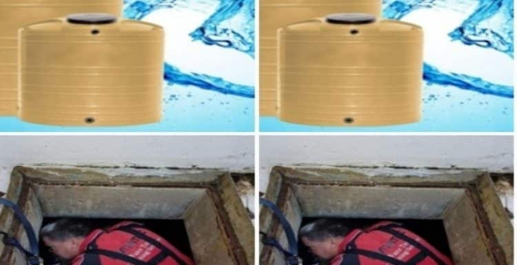 أهمية كشف تسربات الخزانات بمكه