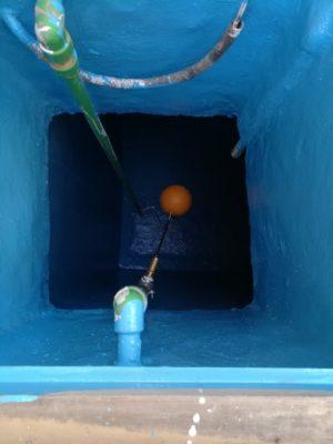 مواد العزل المستخدمه في عزل خزانات المياه من الداخل