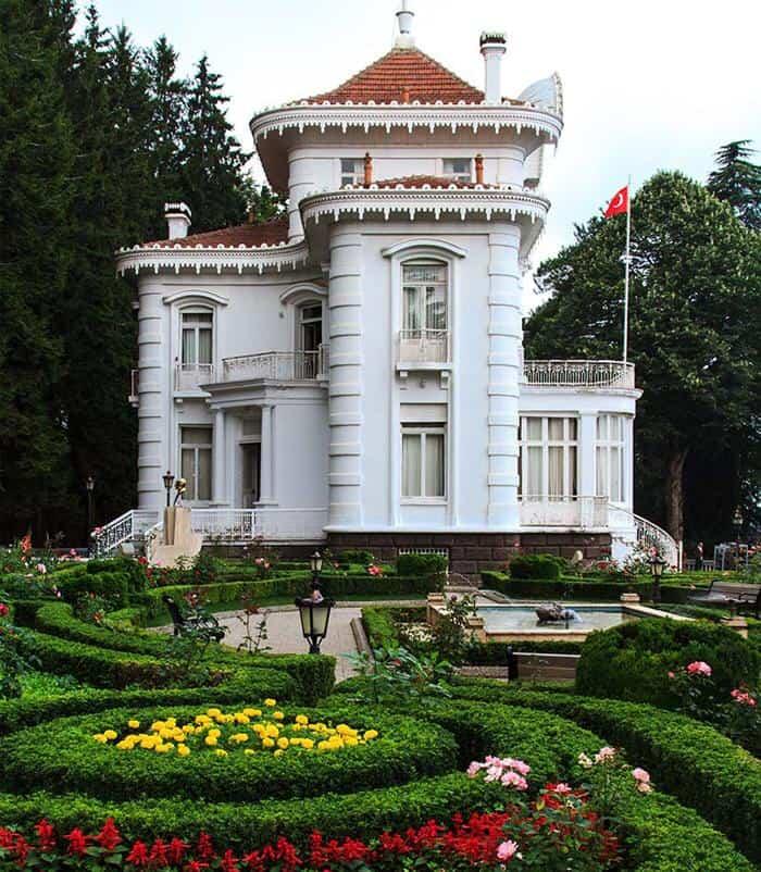 قصر اتاتورك - طرابزون