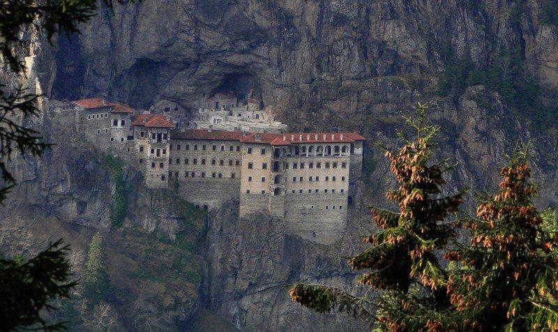 قلعة سوميلا