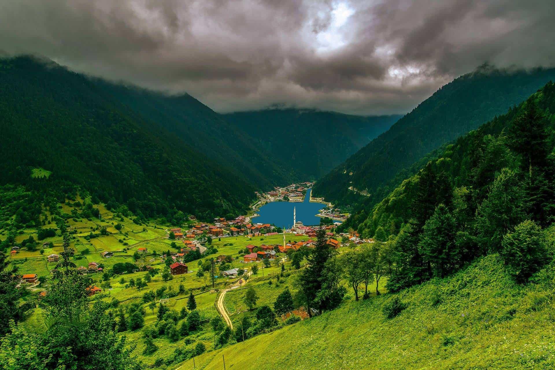 الطقس في طرابزون - السياحة في تركيا - المسافرون العرب