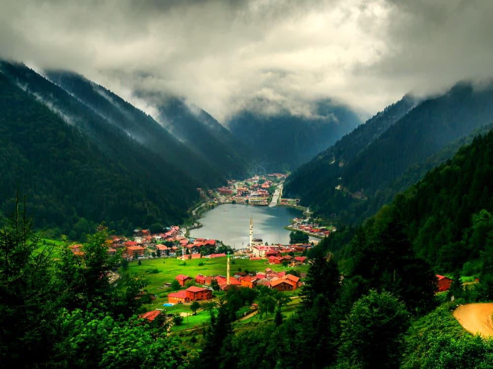 اوزنجول - طرابزون - السياحة في تركيا - المسافرون العرب