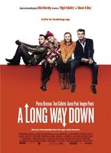 Affiche de A long way down (2014)