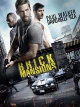 Affiche de Brick Mansions (2014)
