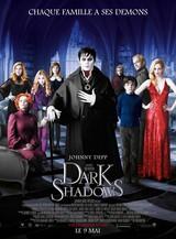 Affiche de Dark Shadows (2012)