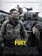 Affiche de Fury (2014)