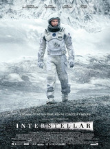 Affiche d'Interstellar (2014)