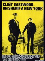 Affiche d'Un shérif à New York (1968)