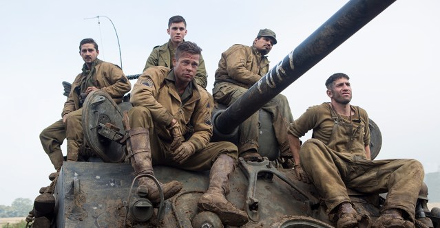 L'équipage de Fury