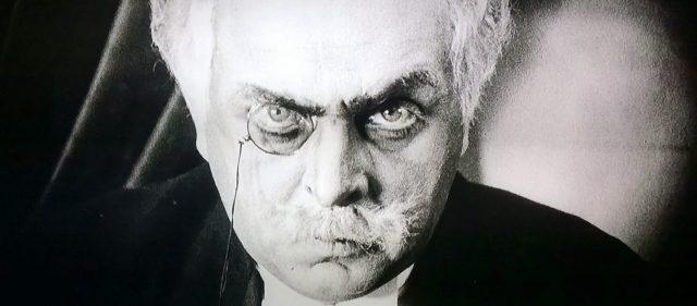 Rudolf Klein-Rogge dans Le Docteur Mabuse (1922)