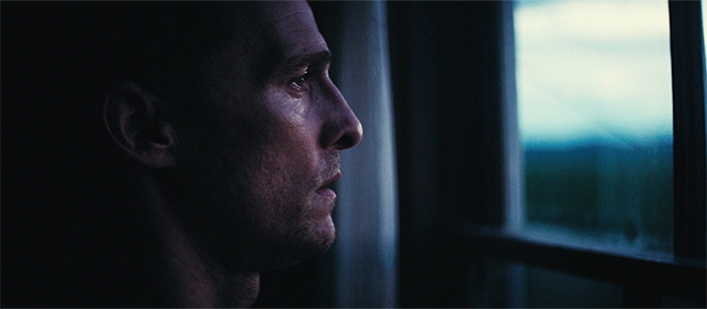 Matthew McConaughey dans Interstellar (2014)