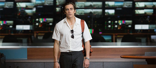 Jake Gyllenhaal dans Night Call (2014)