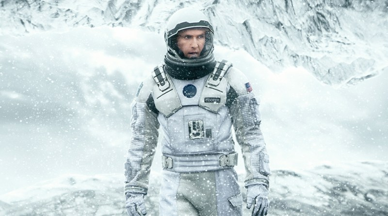 Matthew McConaughey dans Interstellar