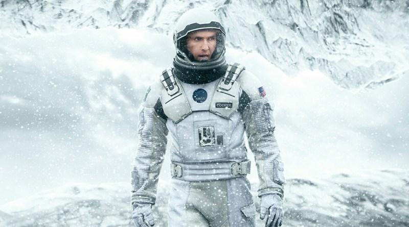 Matthew McConaughey dans Interstellar