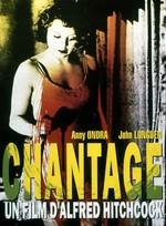 Affiche de Chantage (1929)