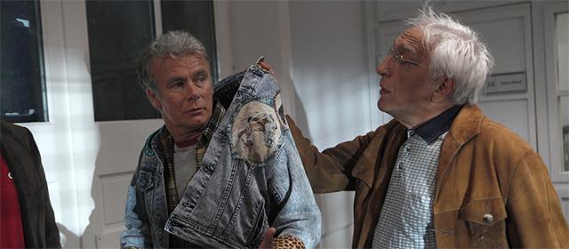 Franck Dubosc et Gérard Darmon dans Bis (2015)