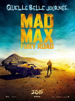 Affiche de Mad Max : Fury Road (2015)