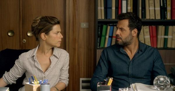 Marina Foïs et Laurent Lafitte dans Papa ou Maman