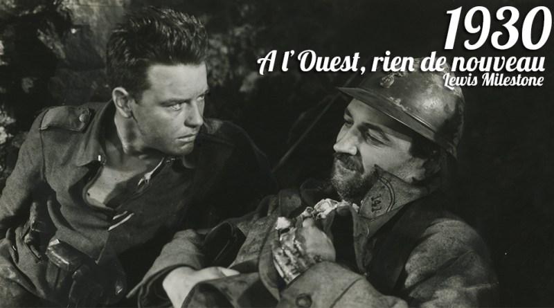 A l'ouest rien de nouveau (1930)