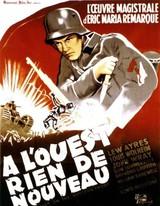 Affiche d'à l'Ouest rien de nouveau (1930)