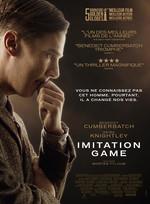 Affiche d'Imitation Game (2015)