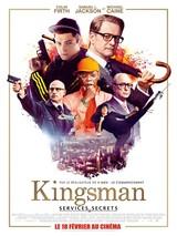 Affiche de Kingsman : Services secrets (2015)
