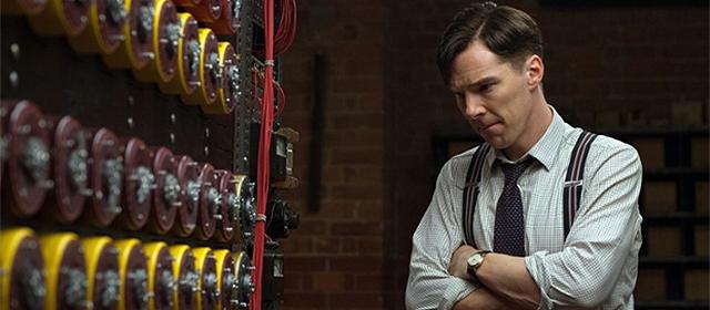 Benedict Cumberbatch dans Imitation Game (2015)