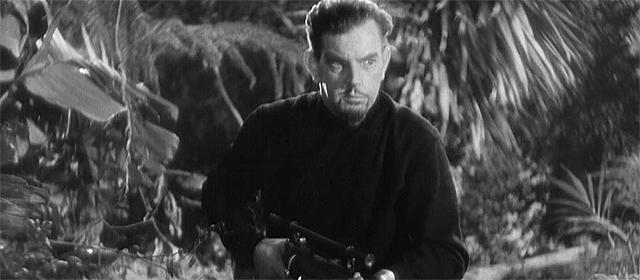 Leslie Banks dans Les Chasses du comte zaroff (1932)