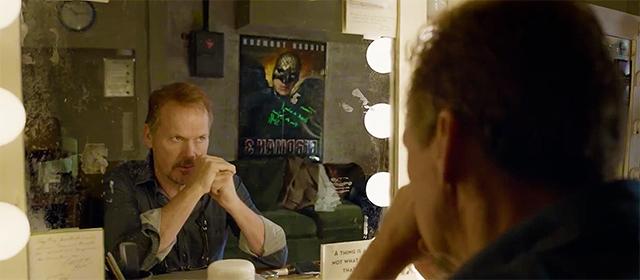Michael Keaton dans Birdman (2015)