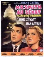 Affiche de Mr Smith au Sénat (1940)