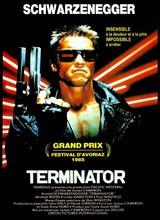 Affiche de Terminator (1984)