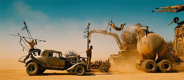 Mad Max : Fury Road (2015)