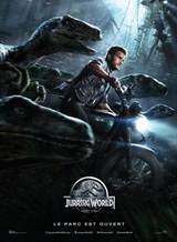 Affiche de Jurassic World (2015)
