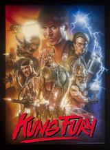 Affiche de Kung Fury (2015)